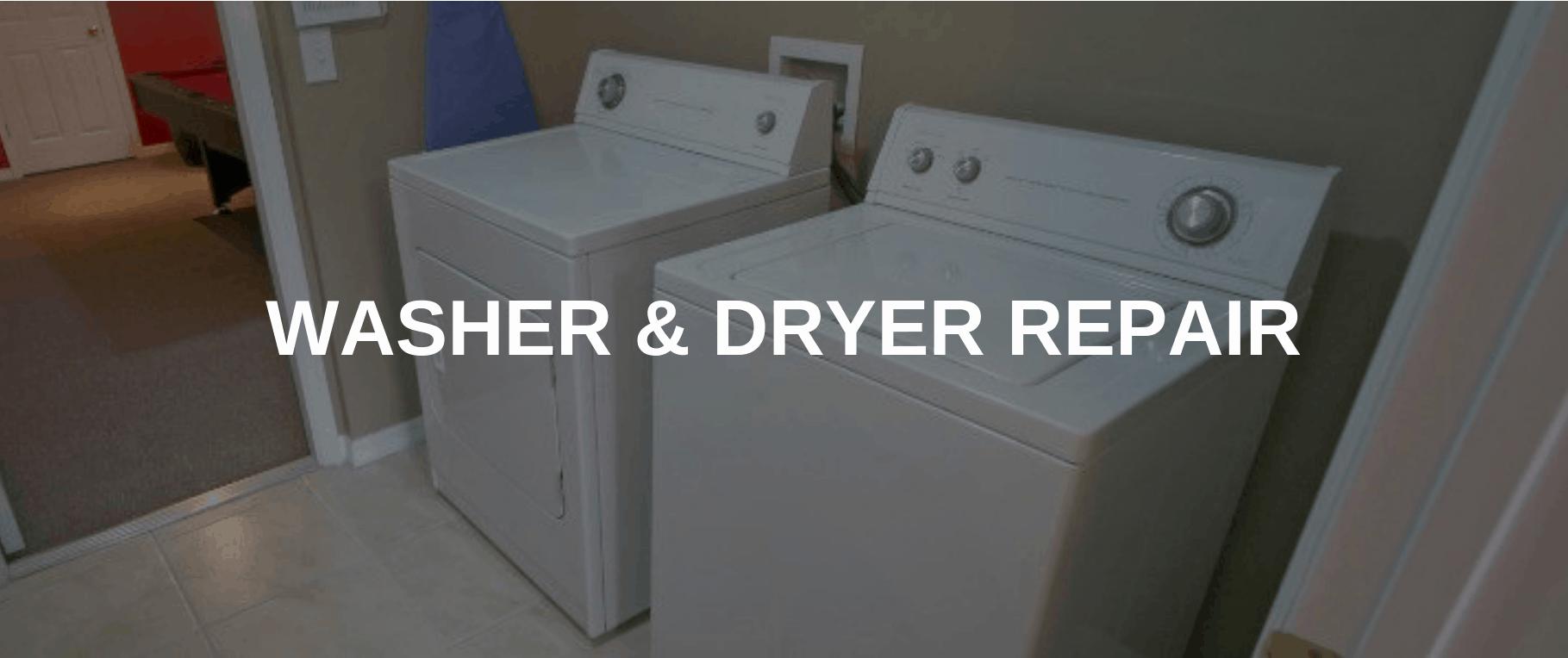 washing machine repair annandale