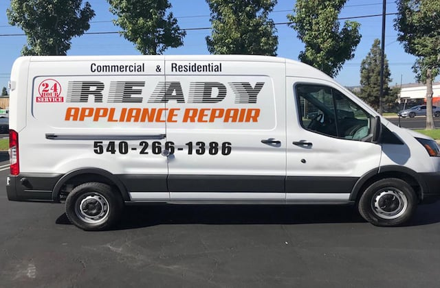 appliance repair roanoke va